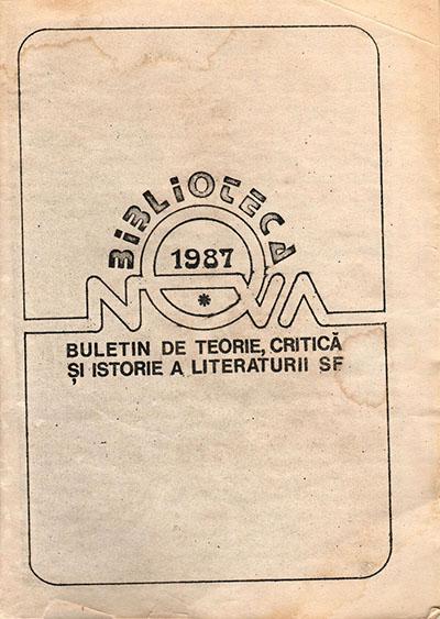 Biblioteca Nova 1/1987