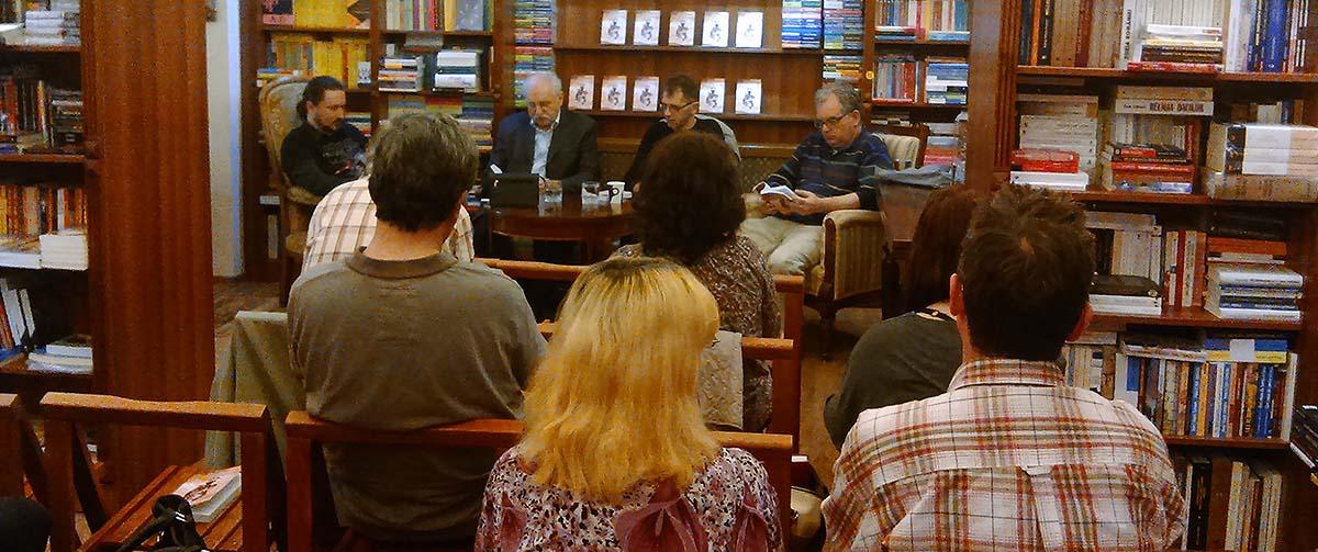 Lansare de carte - SFada cu literatura