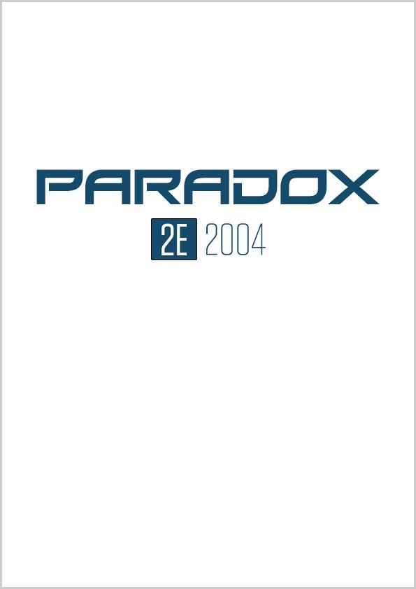 Paradox nr. 2E/2004