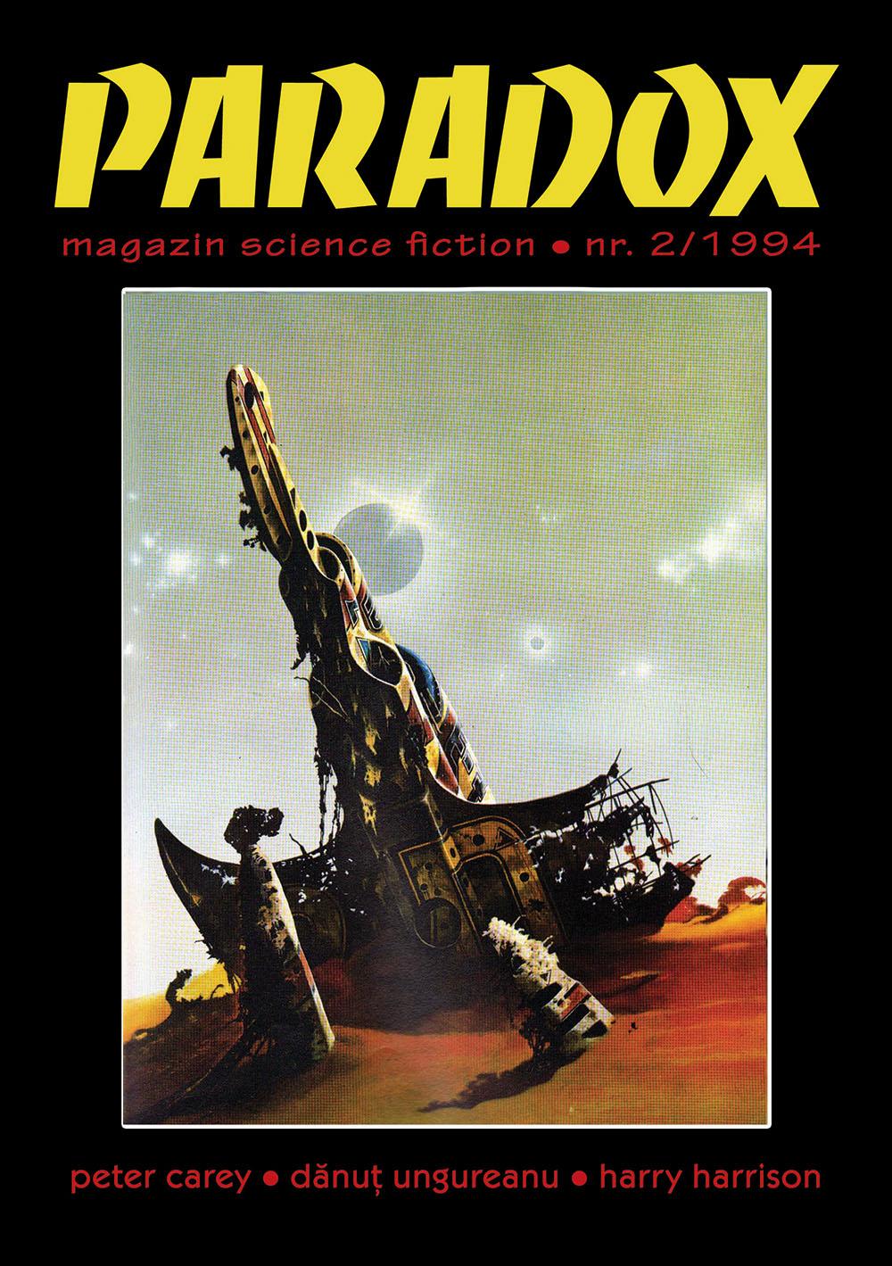 Paradox nr. 18/1994