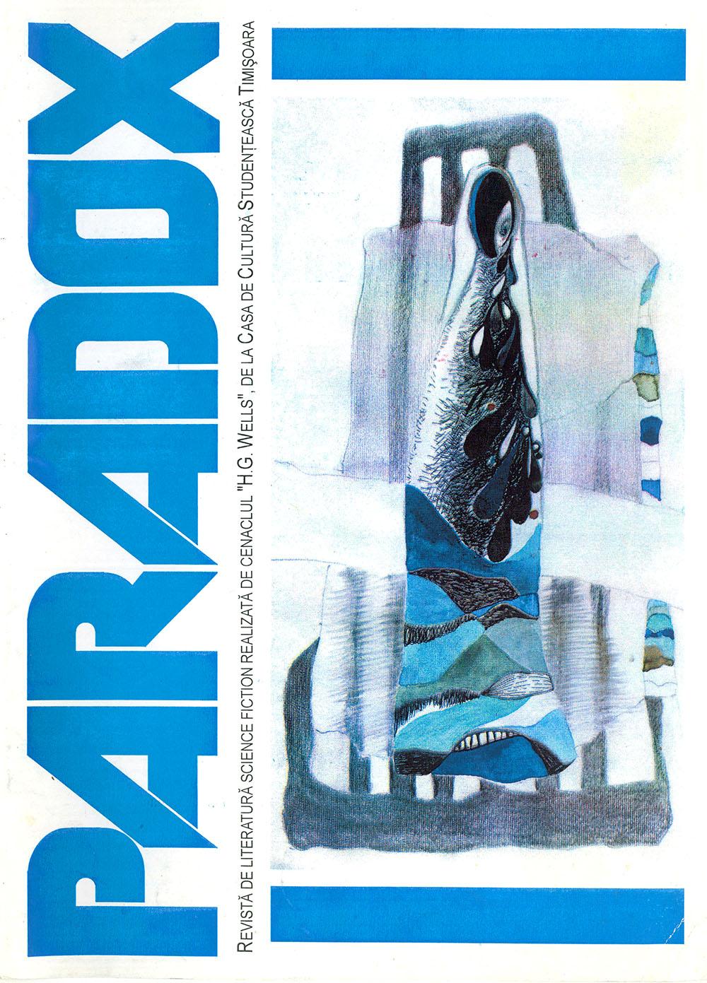 Paradox nr. 21/1999