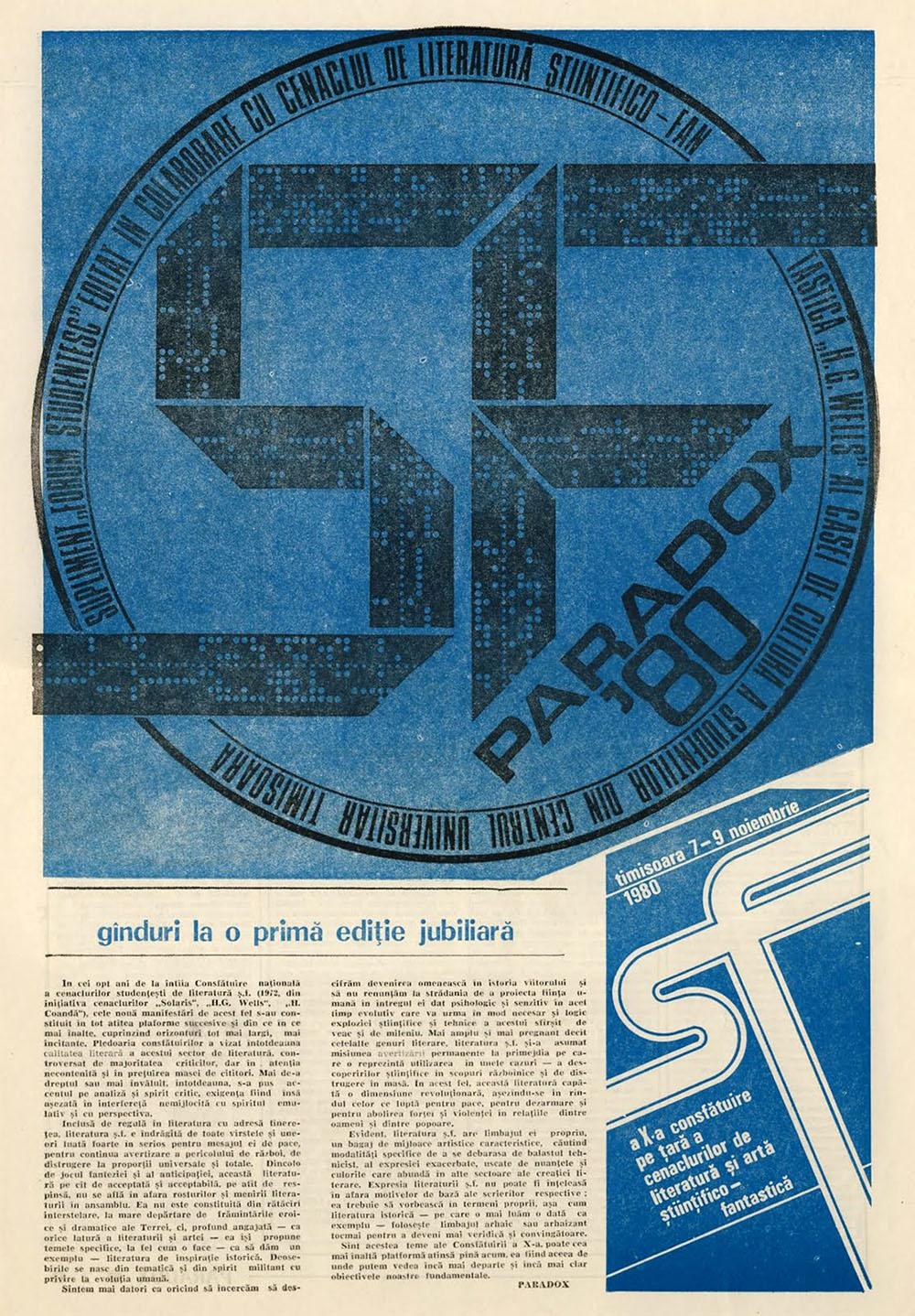 Paradox nr. 5/1980