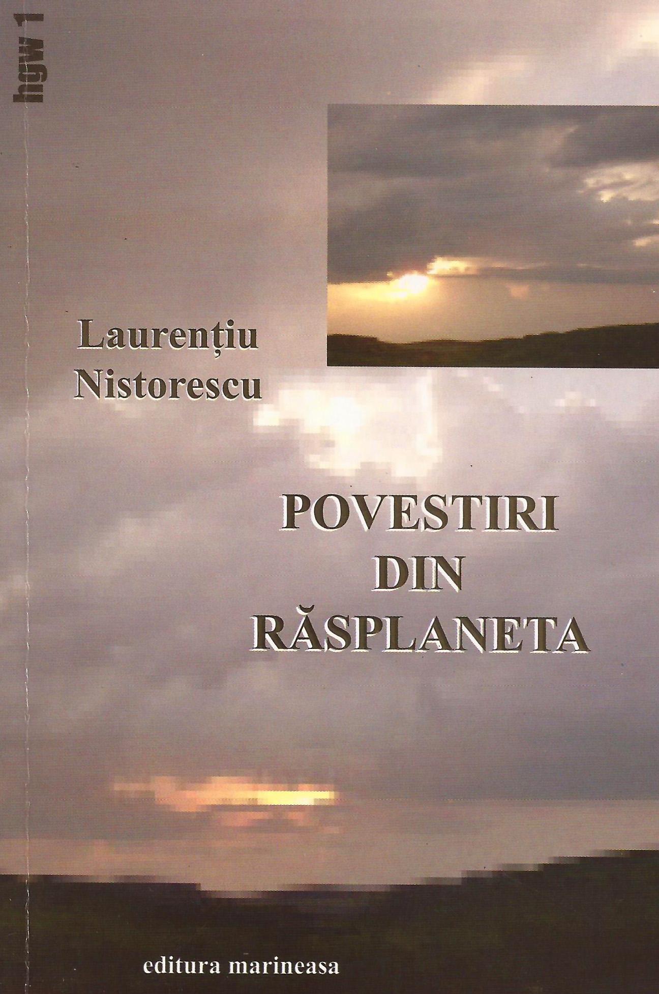Laurenţiu Nistorescu: Povestiri din Răsplaneta