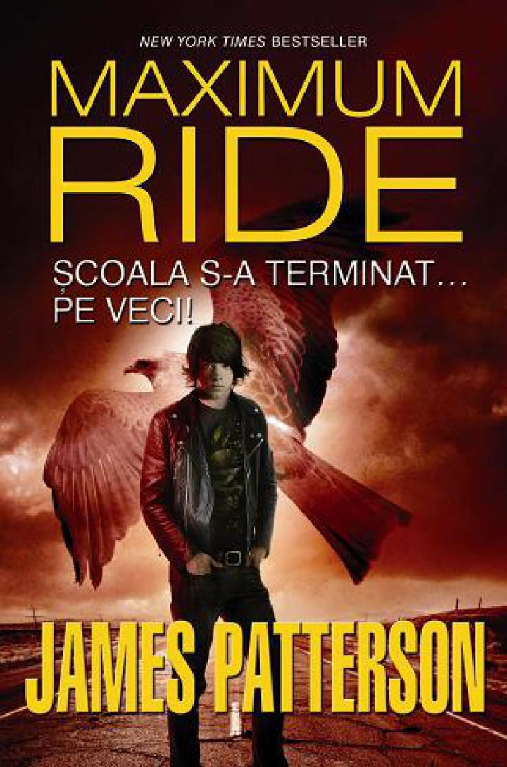 James Patterson: Școala s-a terminat
