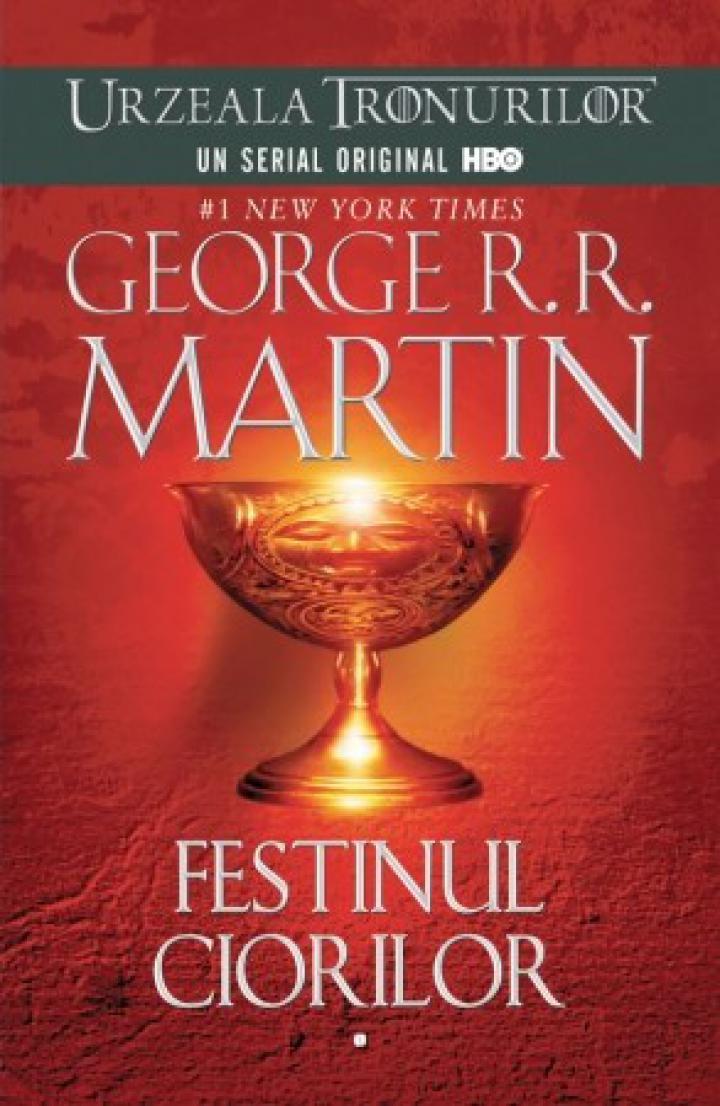 George R.R. Martin: Festinul Ciorilor