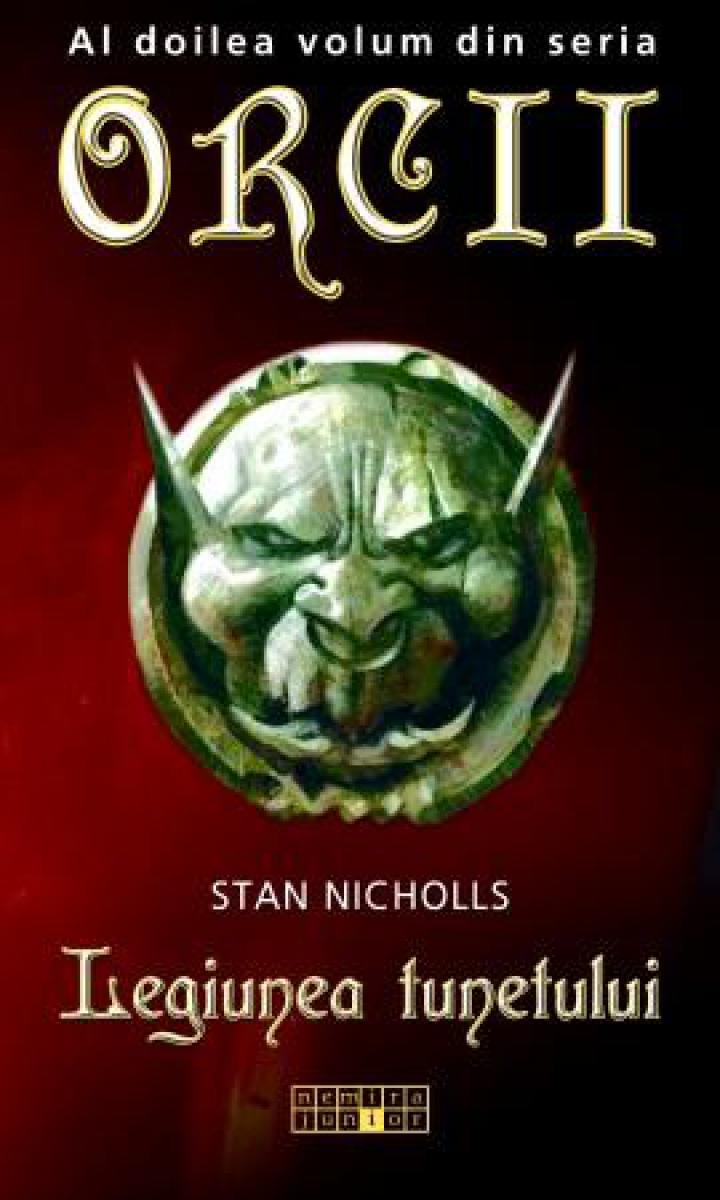 Stan Nicholls: Legiunea tunetului