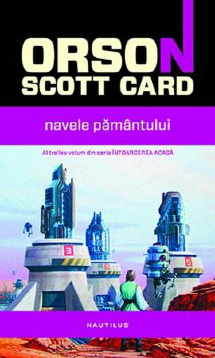 Orson Scott Card: Navele Pământului