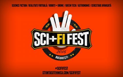 Sci+Fi FEST 2016